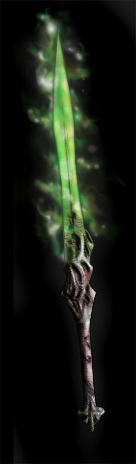 Weaponry 122 Greenblade by Random223