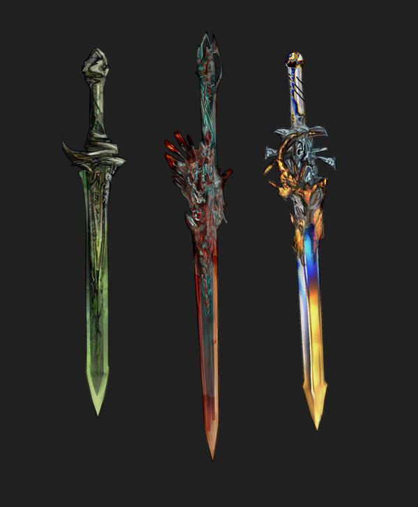 Weaponry 160 by Random223