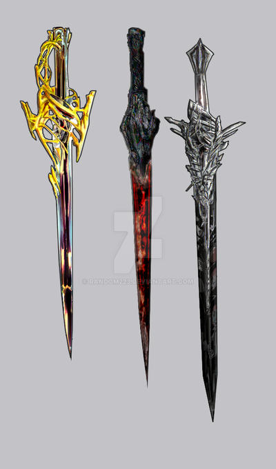 Weaponry 164 by Random223