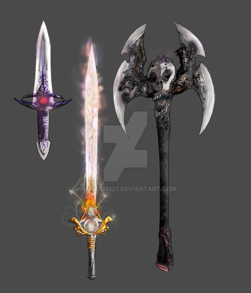 Weaponry 178 by Random223