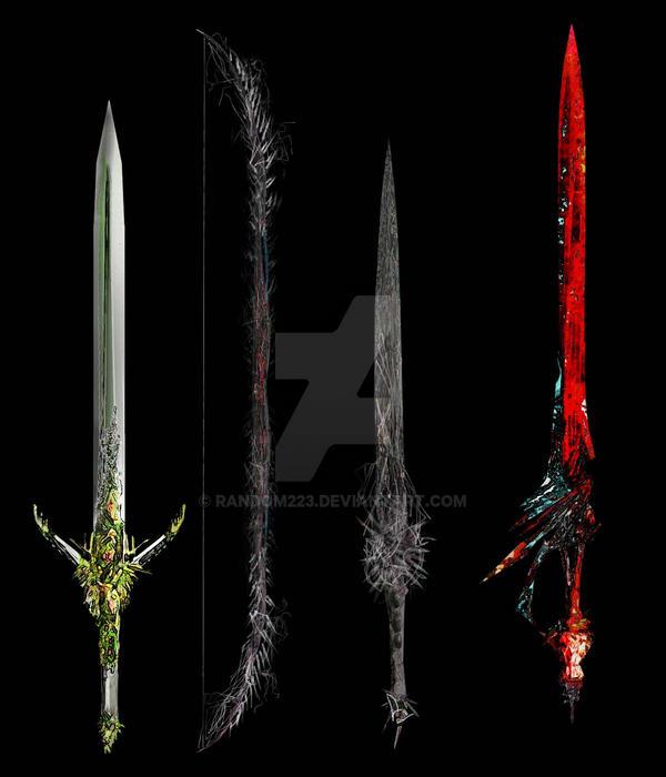 Weaponry 188 by Random223