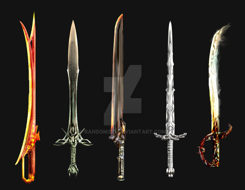 Weaponry 194 by Random223