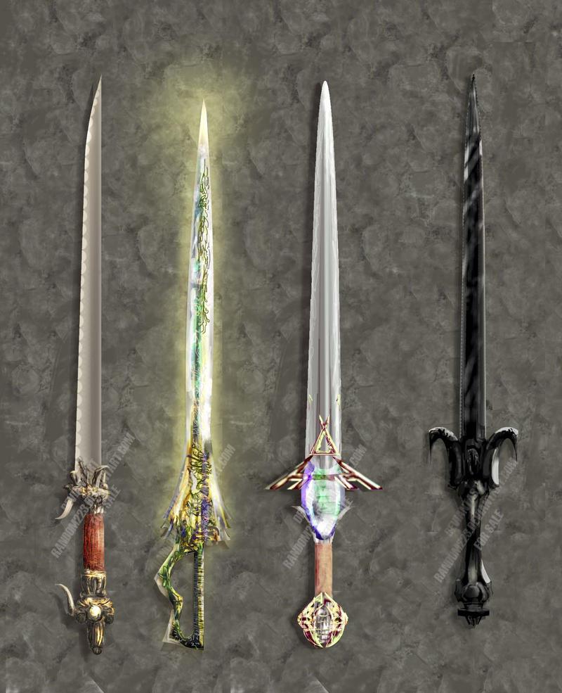 Weaponry 199 by random223