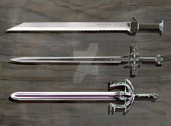 Weaponry 208 by Random223
