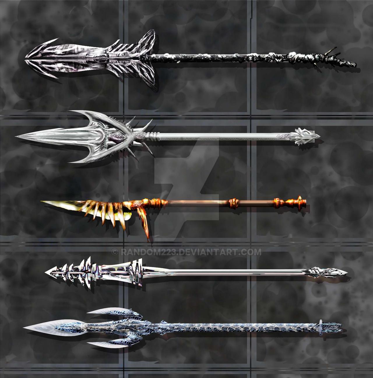 Weaponry 213 by Random223