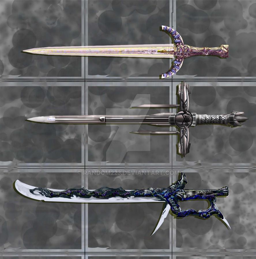 Weaponry 214 by random223