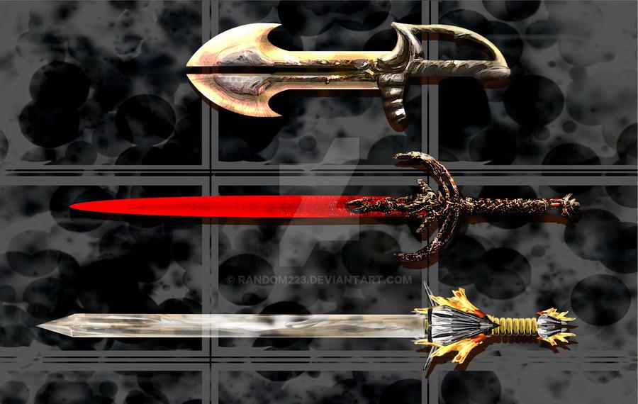 Weaponry 215 by Random223