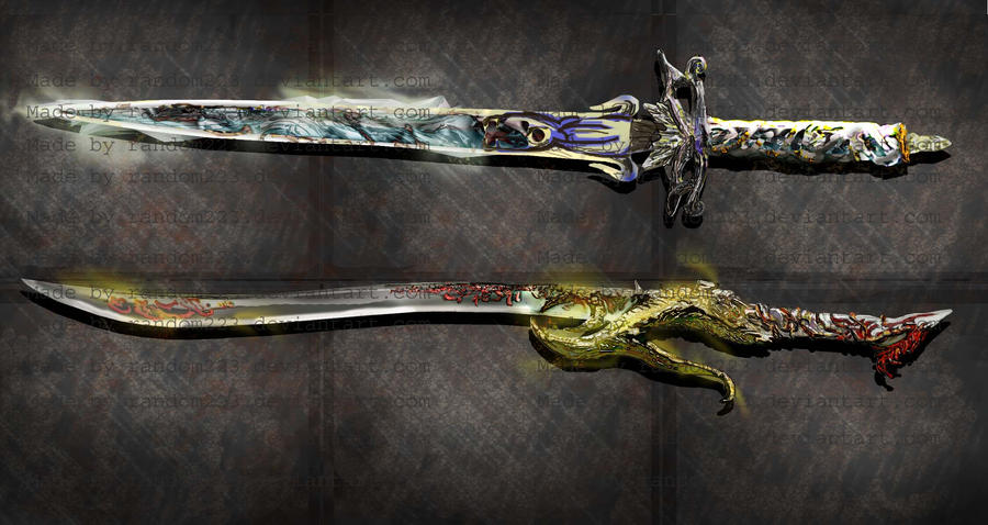 Weaponry 221 by Random223