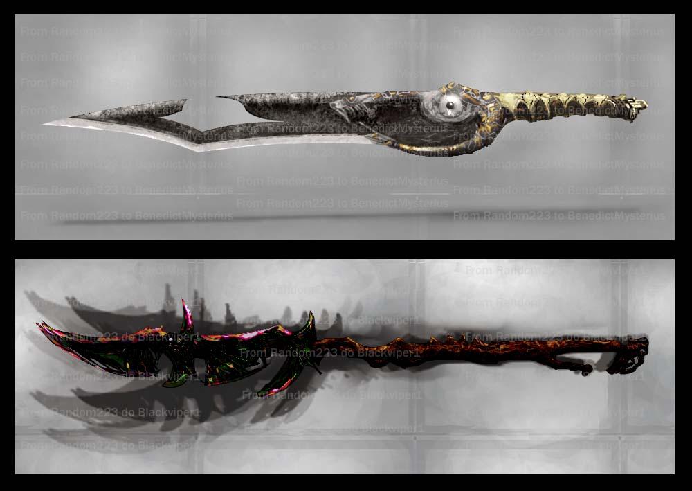 weaponry 223 by Random223