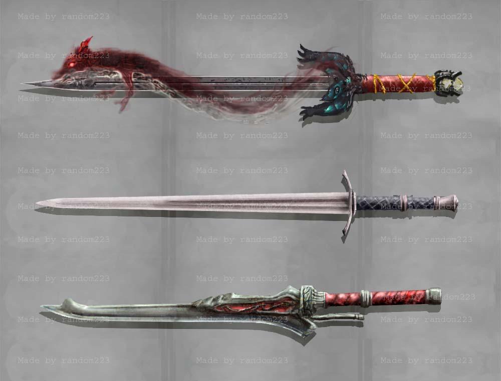 Weaponry 231 by Random223