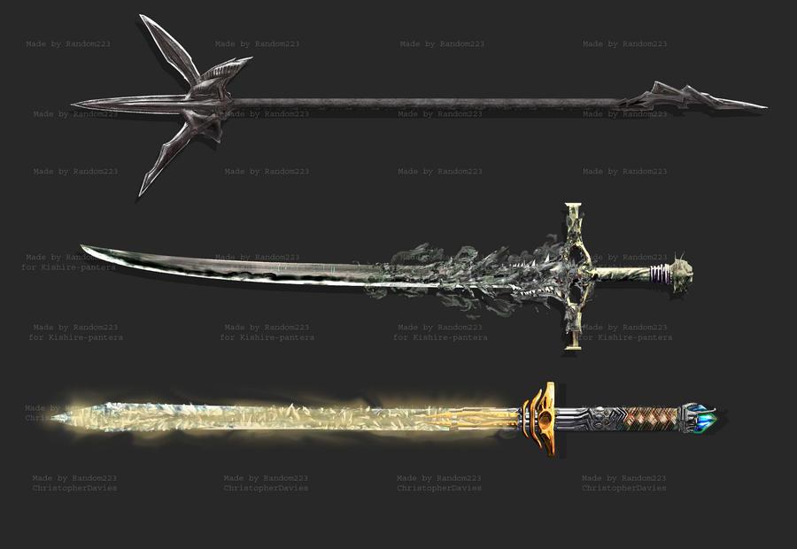 Weaponry 230 by Random223