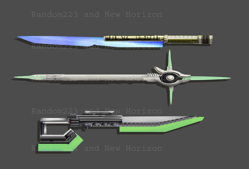 Weaponry 238 by Random223