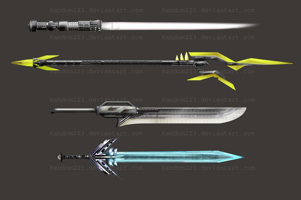 Weaponry 244 by Random223
