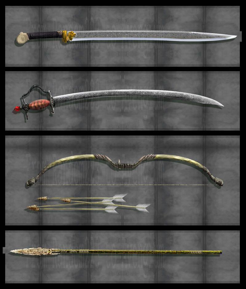 Weaponry 252 Avengium 1 by Random223