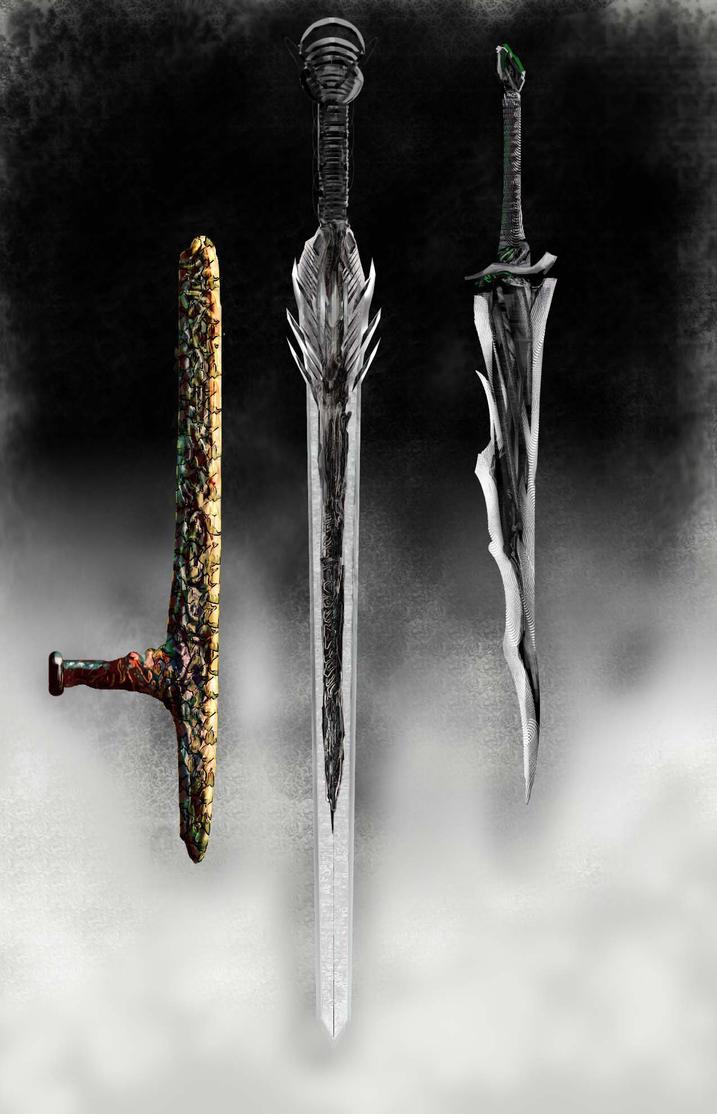 Weaponry 255 by Random223