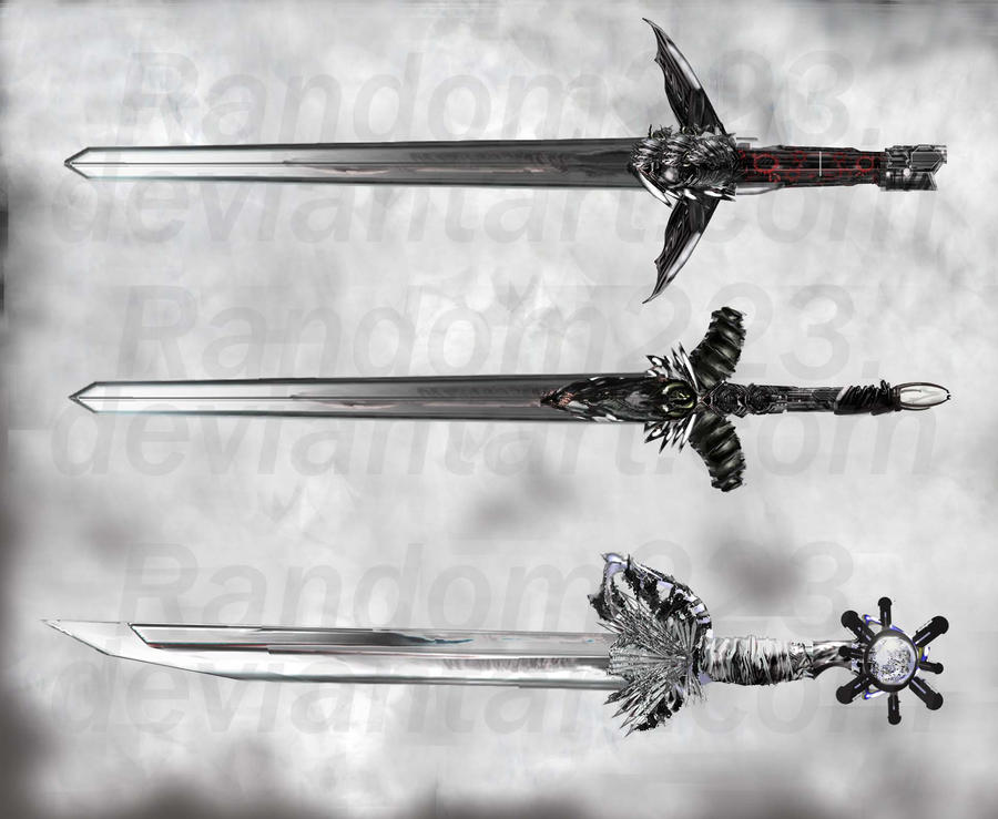 Weaponry 257 by Random223