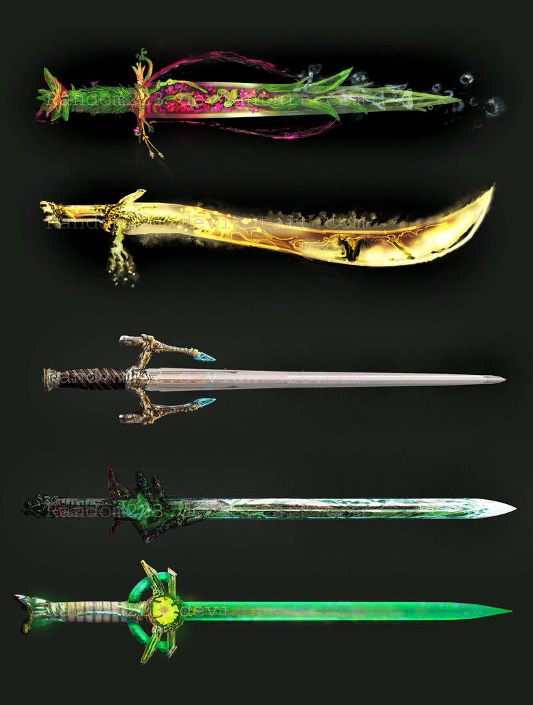 Weaponry 278 by Random223