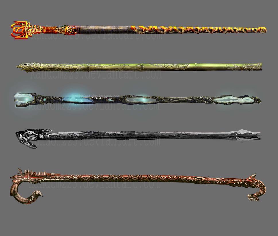 Weaponry 284 by random223