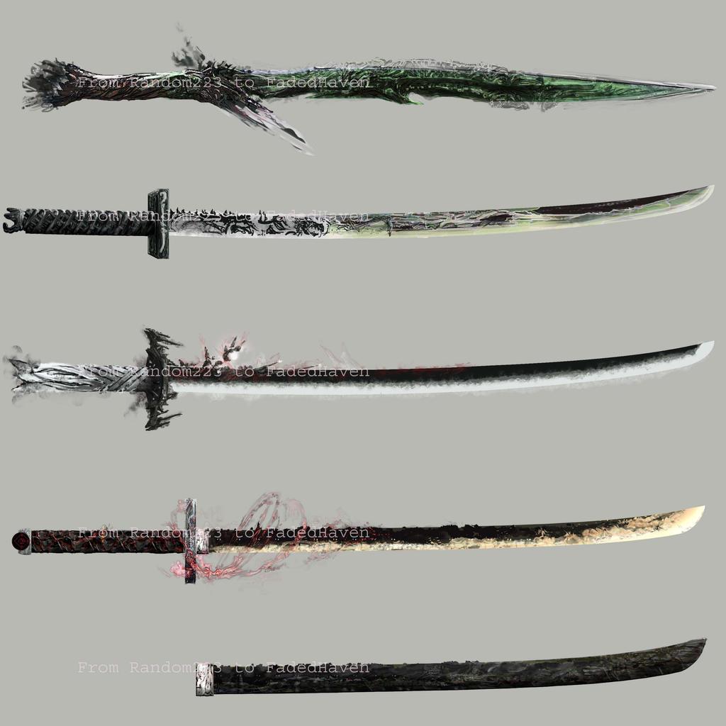 Weaponry 306 by Random223