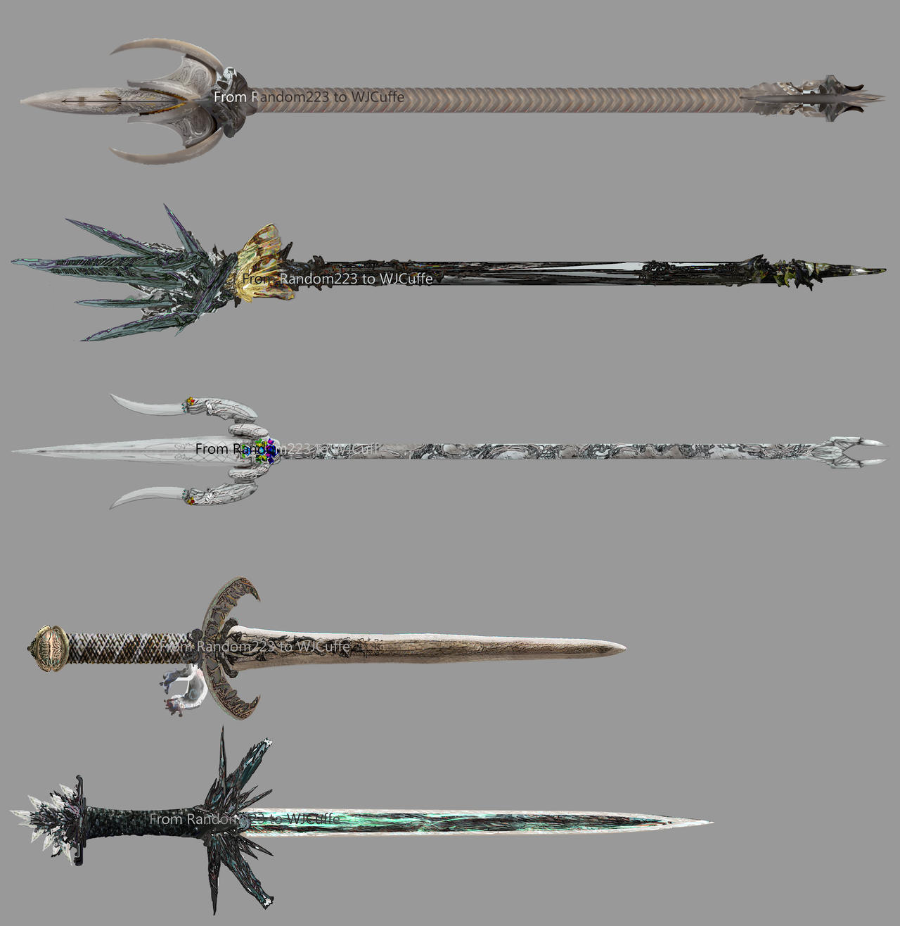 Weaponry 309 by Random223