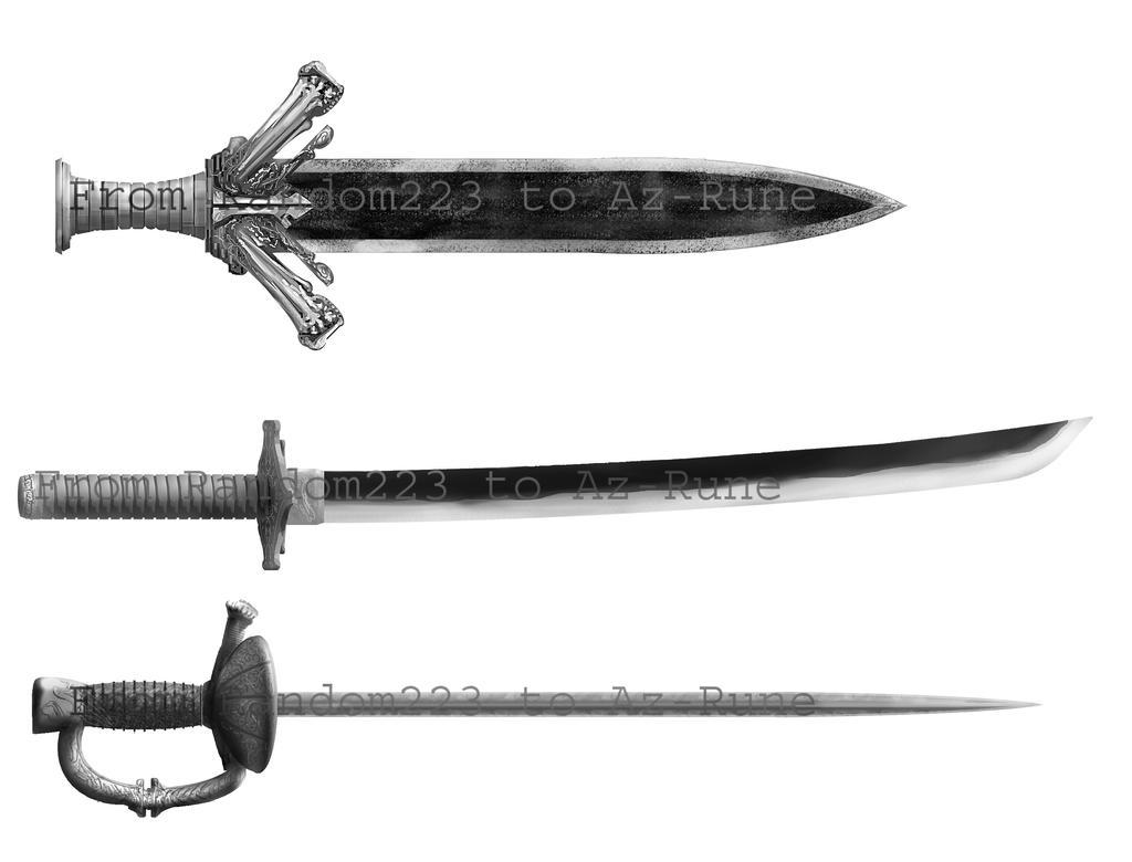 Weaponry 314 by Random223