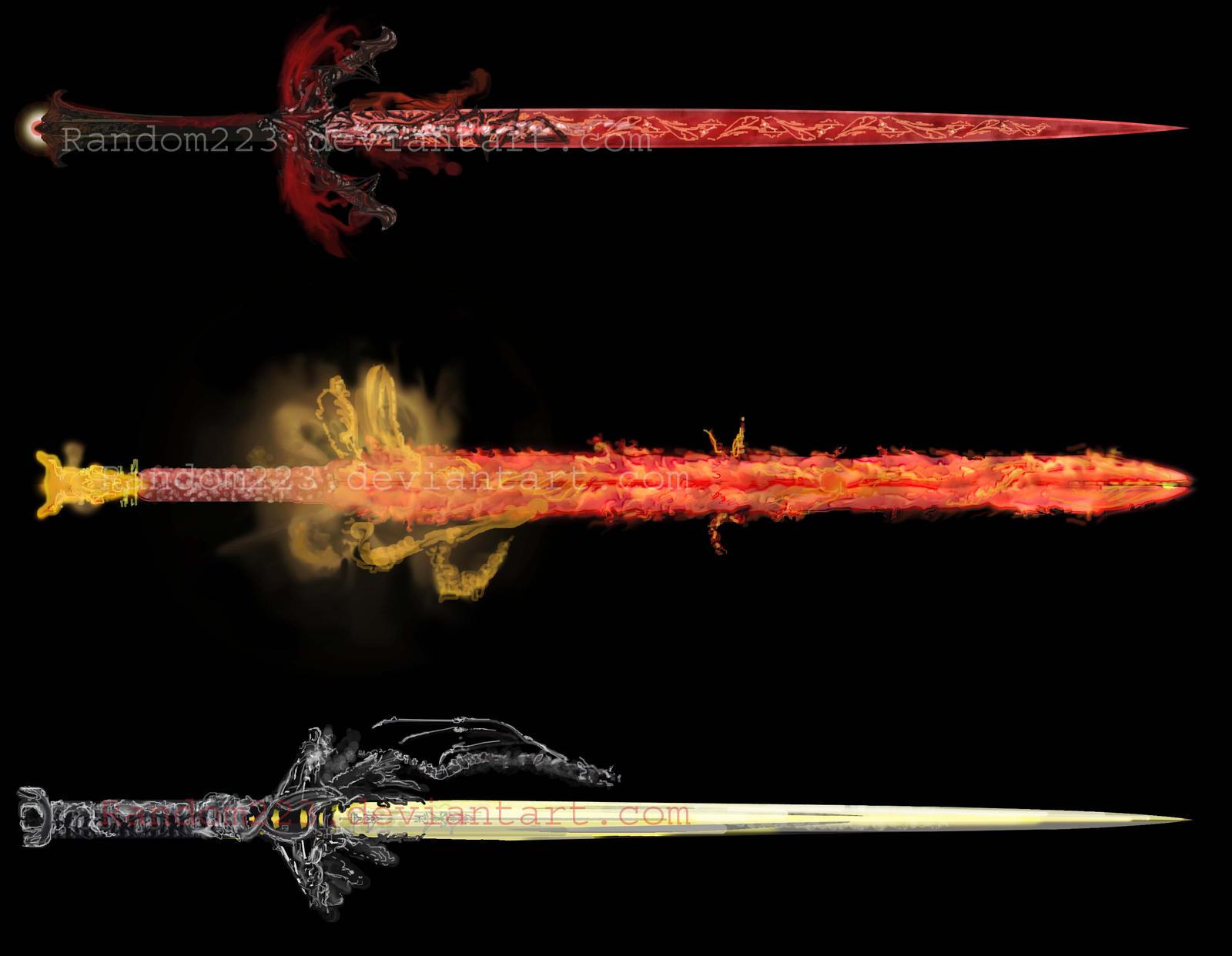 Weaponry 325 by Random223