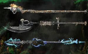 Weaponry 337 by Random223