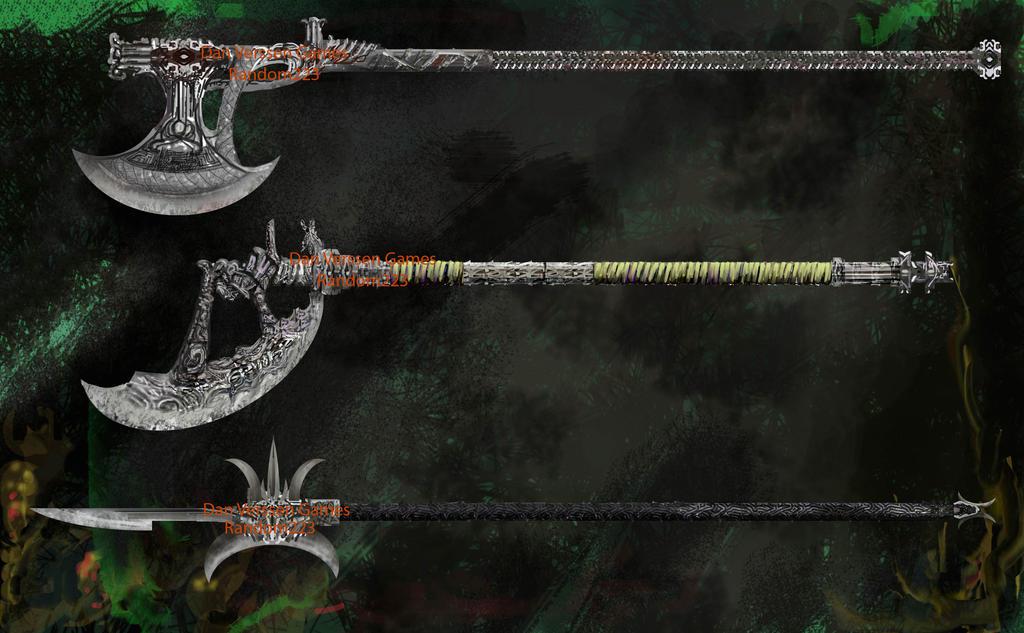 Weaponry 338 by Random223