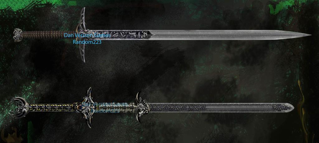 Weaponry 339 by Random223