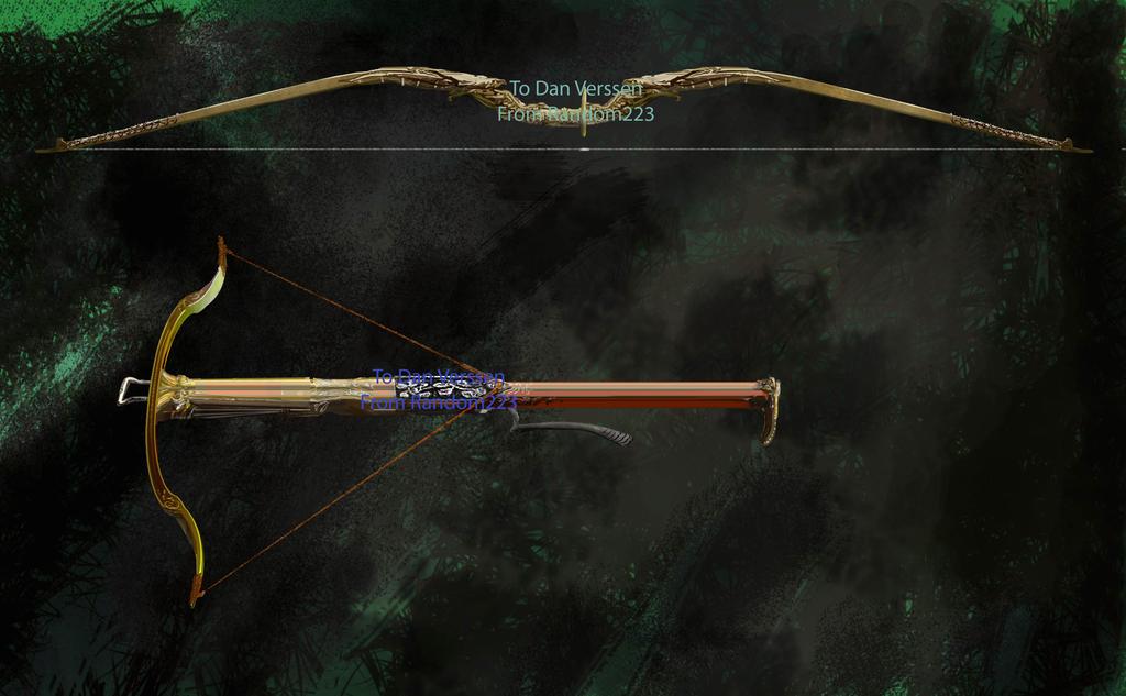 Weaponry 340 by Random223