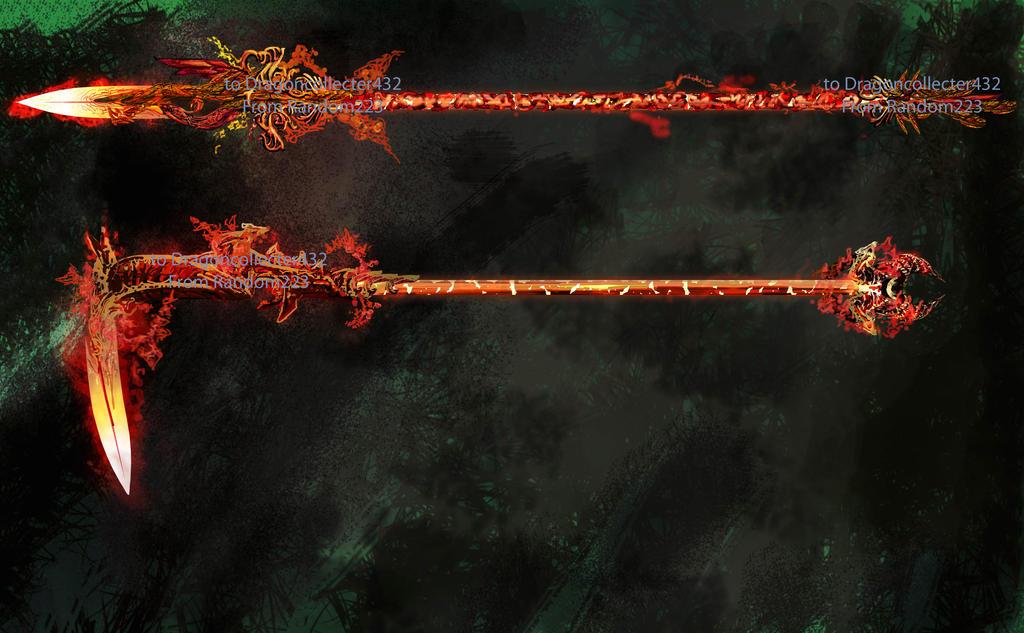 Weaponry 343 by Random223