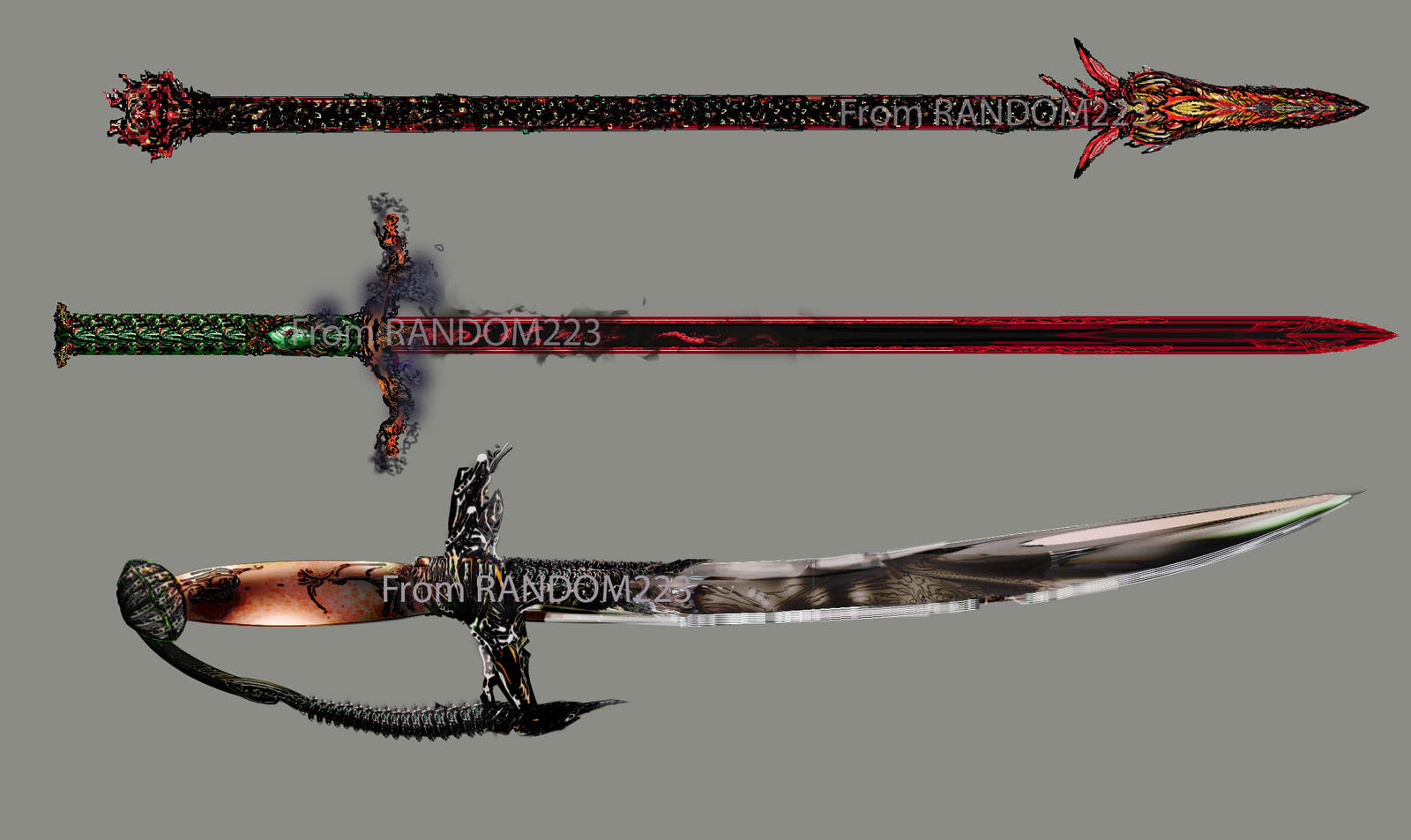 Weaponry 349 by Random223