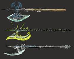 Weaponry 351 by Random223