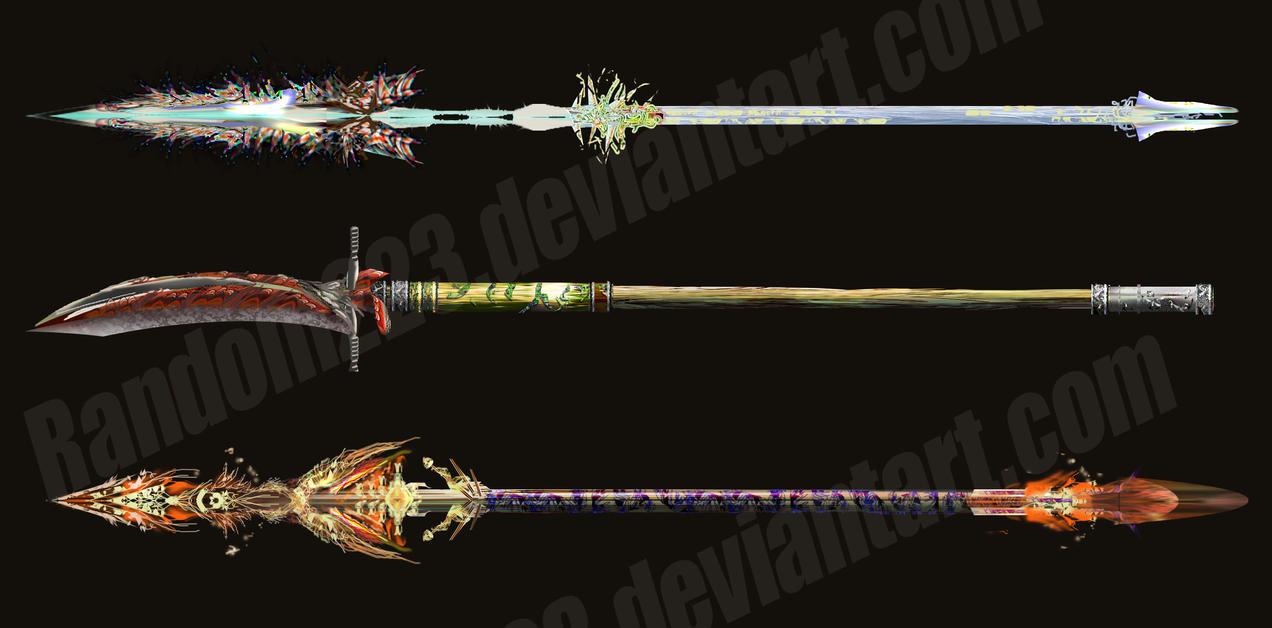 Weaponry 366 by random223
