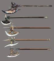 Weaponry 381 by Random223