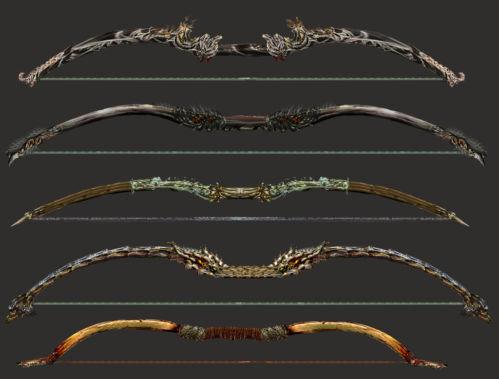 Weaponry 392 by random223