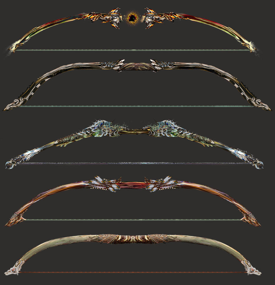 Weaponry 395 by random223 designs interfaces game development art game