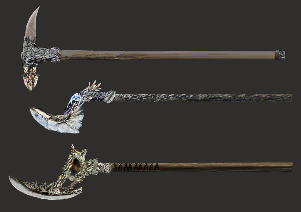 Weaponry 398 by random223