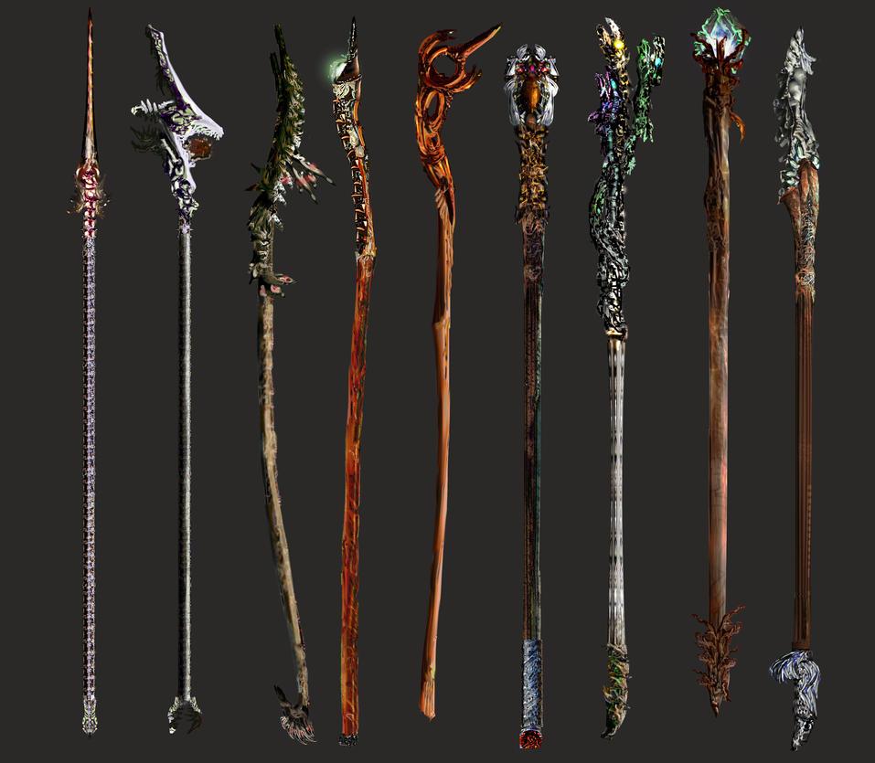 Weaponry 405 by Random223