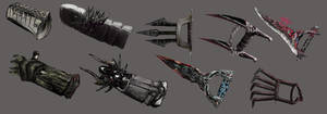 Weaponry 408 Knuckle 3 by Random223