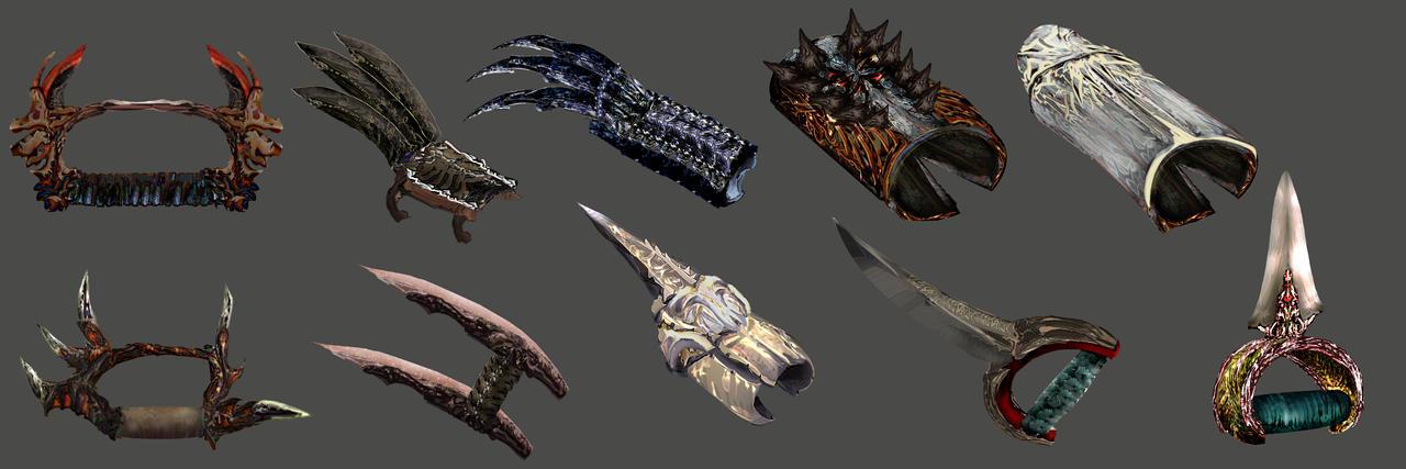 Weaponry 413 by Random223