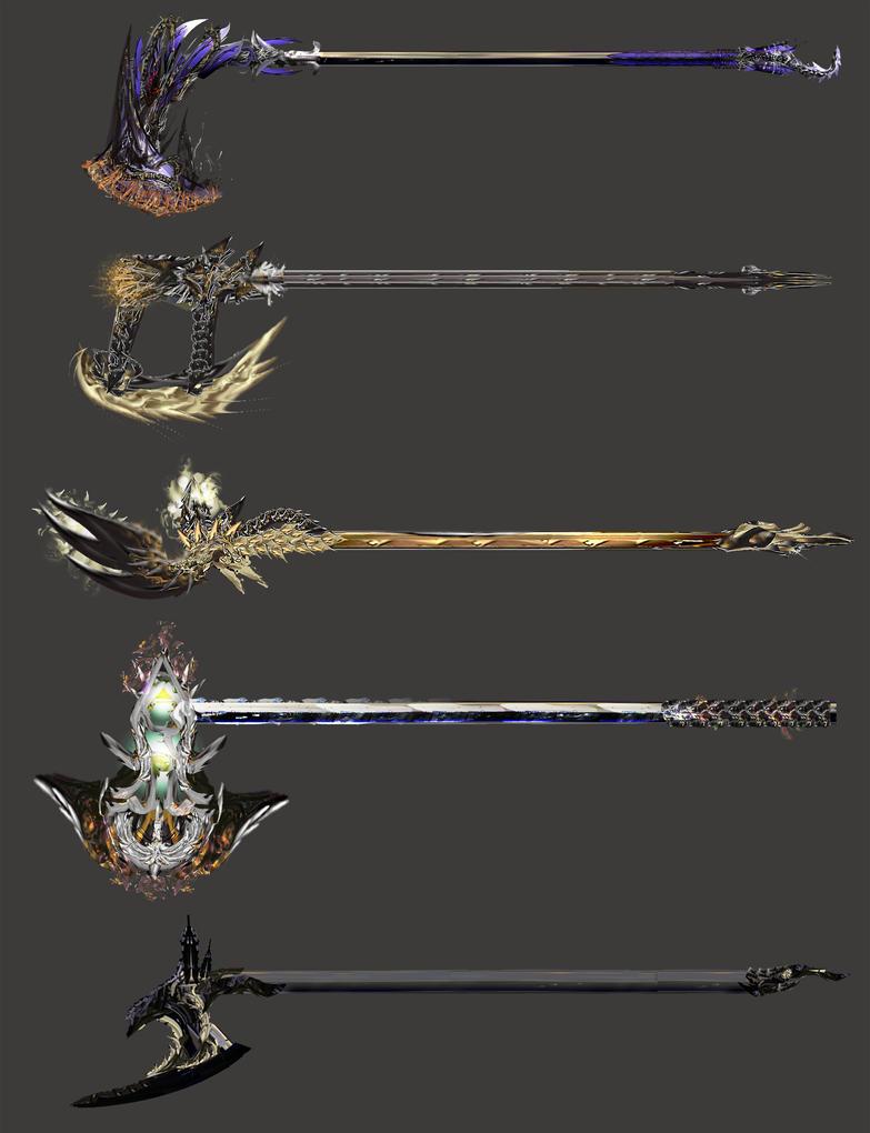 Weaponry 415 by random223