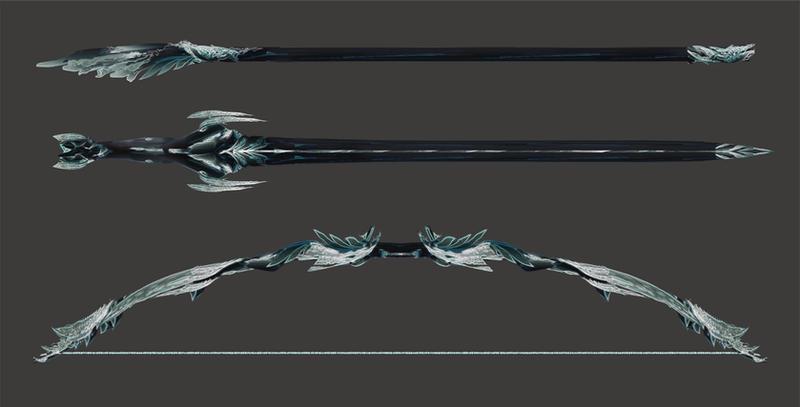Weaponry 421 sketch by random223