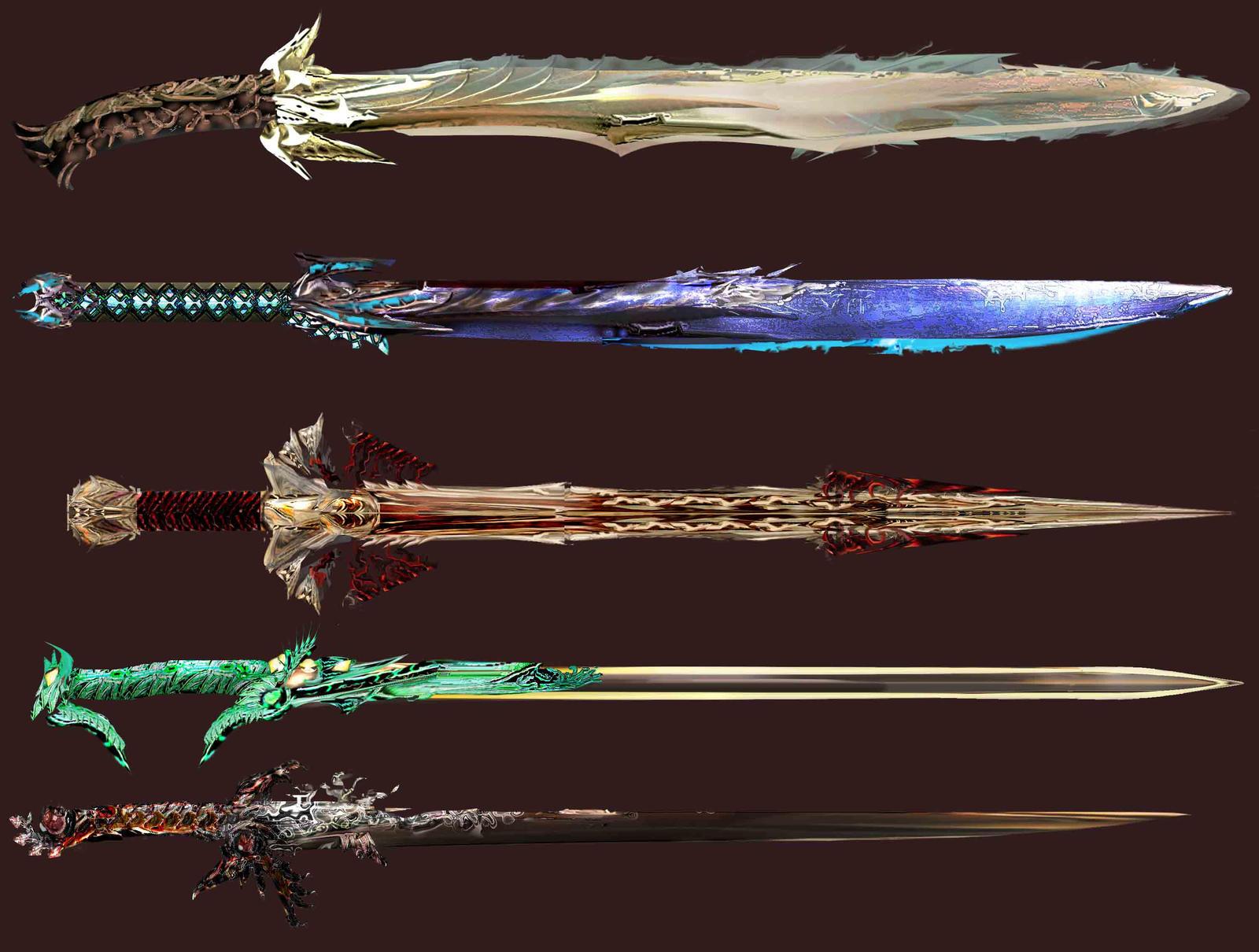 Weaponry 430 by random223