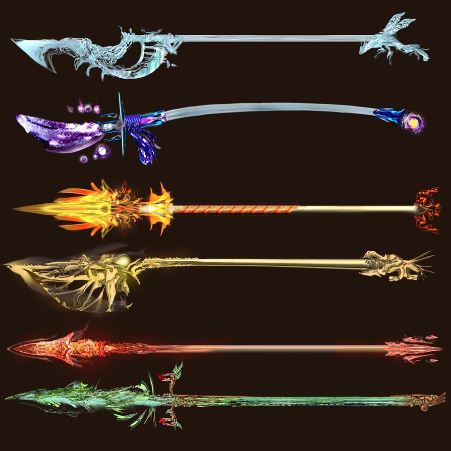 Weaponry 434 by Random223