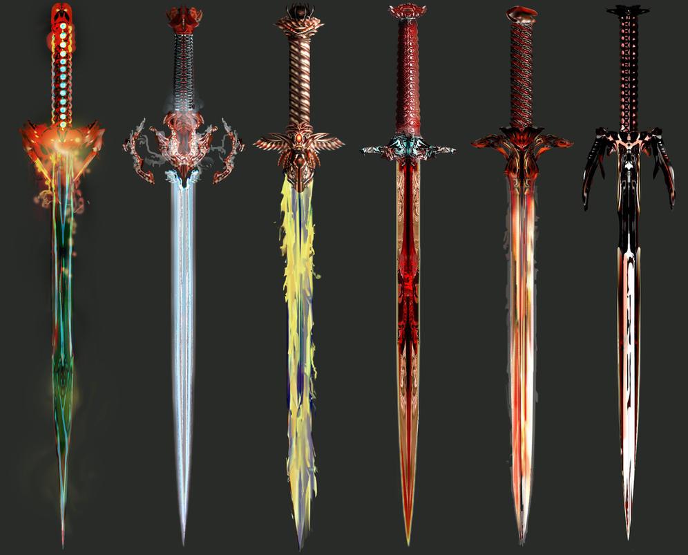 Weaponry 447 by Random223