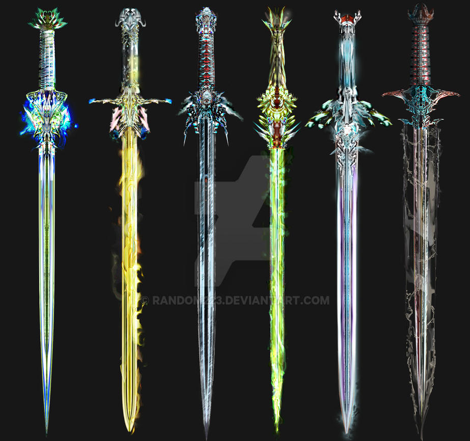 Weaponry 448 by Random223
