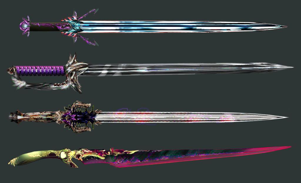 Weaponry 454 by Random223