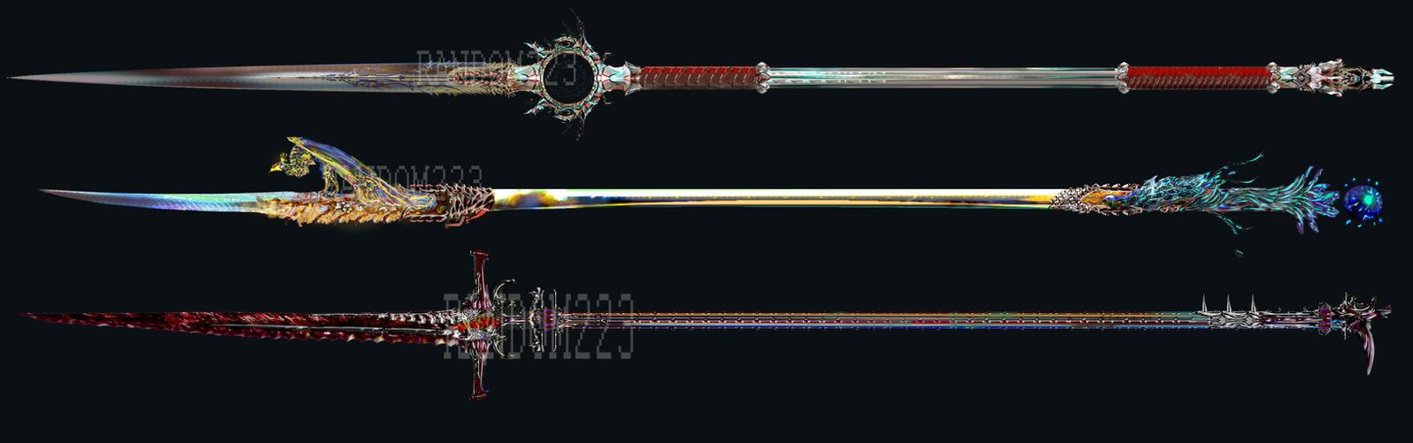 Weaponry 463 copy by Random223