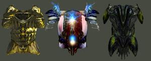 Original armor 40